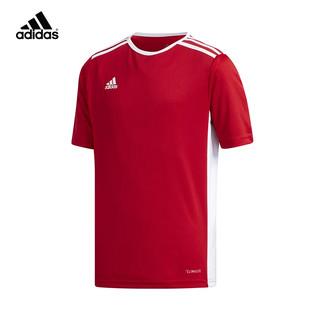 adidas adidas儿童短袖速干t恤夏季男童小童大童运动短裤训练比赛足球服