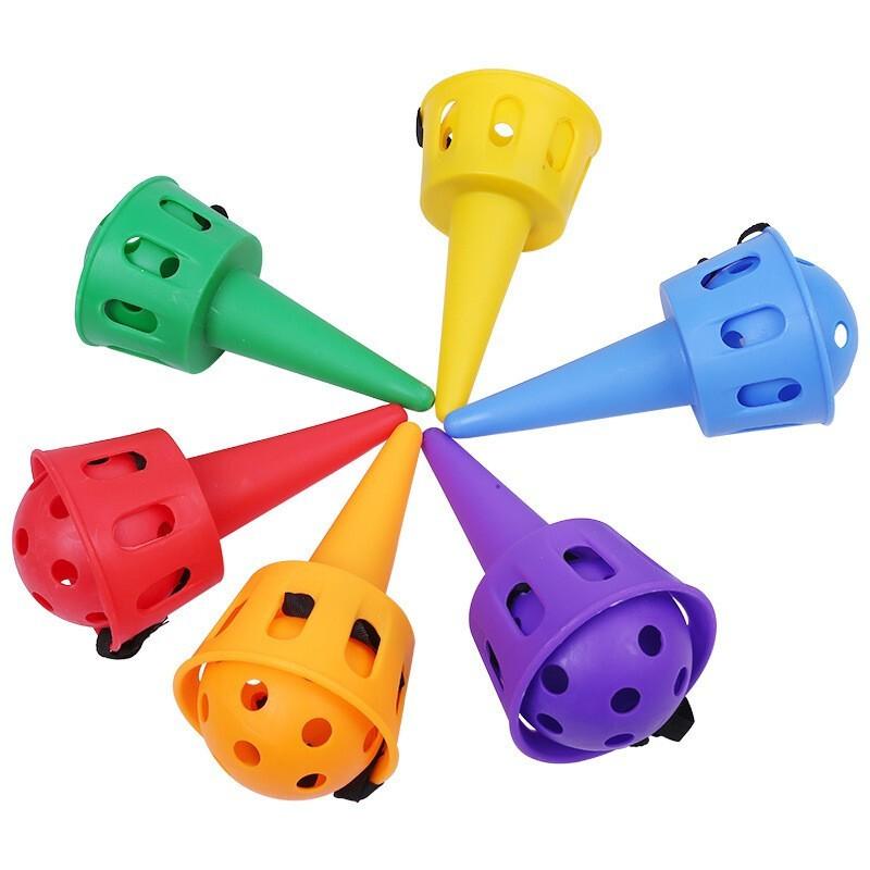 儿童抛接球亲子玩具 绿色1个装