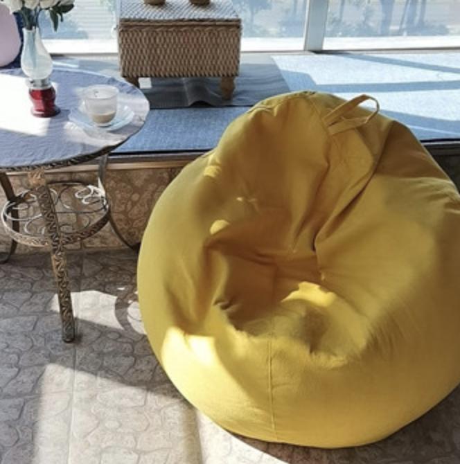 懒人沙发豆袋 舒适款