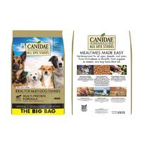 临期至21年6月狗粮原味天然四种肉犬主粮金毛泰迪全犬粮44磅