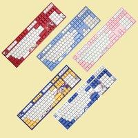 Varmilo Varmilo阿米洛樱花/海韵机械键盘有线静电容轴办公游戏87键键盘