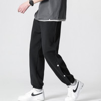 C&A H21211606YAAH0 男士薄款休闲裤