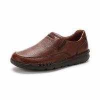 Clarks 其乐 其乐男鞋Unnature Easy简约休闲鞋舒适套脚便鞋一脚蹬男士皮鞋