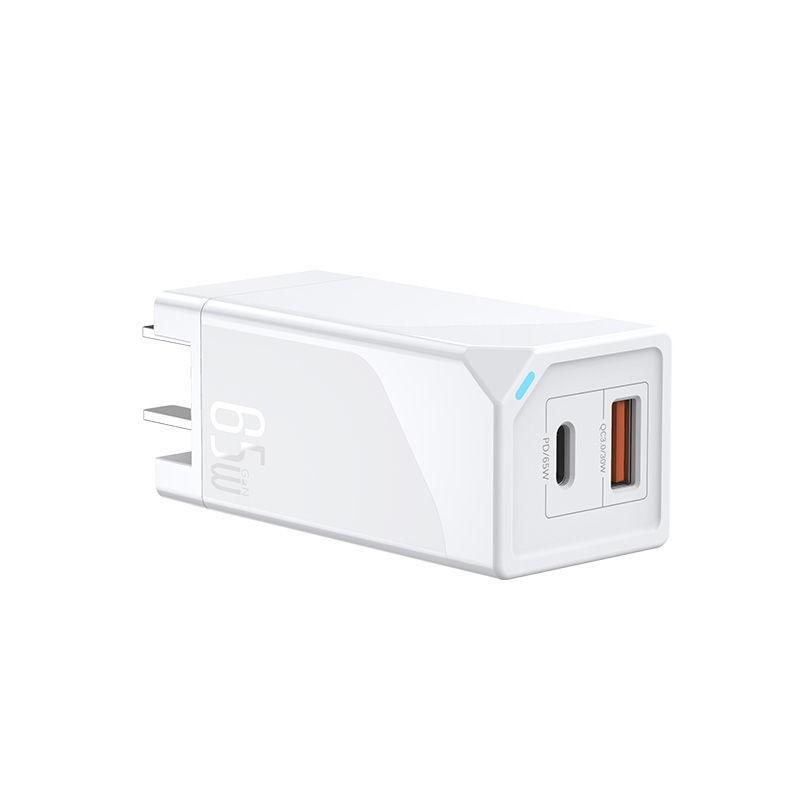 REMAX 睿量 RP-U73 1A1C 氮化镓 PD充电器 65W