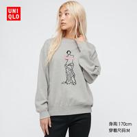 UNIQLO 优衣库 女装 (UT) 卢浮宫博物馆卫衣(长袖) 437896UNIQLO