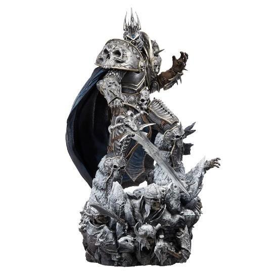 BLIZZARD 暴雪 《魔兽世界》巫妖王阿尔萨斯 1/4 典藏雕像