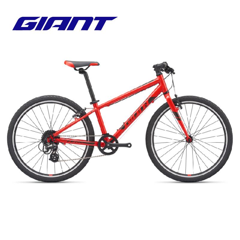 捷安特ARX 24青少年8速24寸铝合金平把儿童自行车
