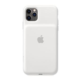 Apple 苹果 iPhone 11 Pro Max 原装智能电池壳 保护壳 支持无线充电 - 白色