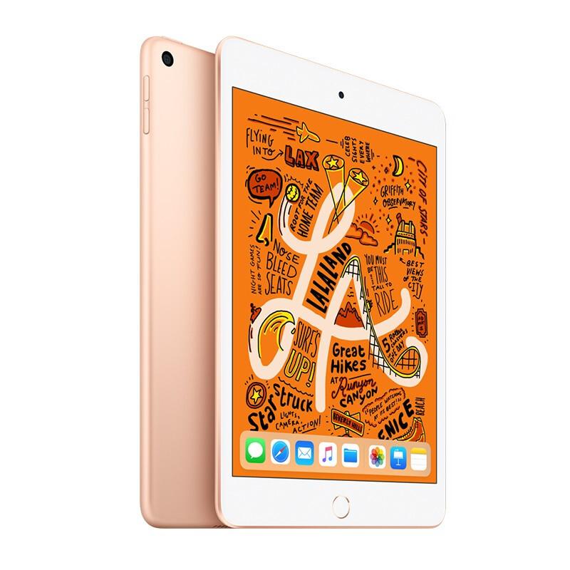 Apple 苹果 iPad mini5 平板电脑 7.9英寸 金色 64G WLAN版