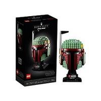 LEGO 乐高 星球大战系列75277 波巴·费特头盔