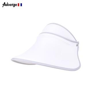 Auberge 法国Auberge 遮阳帽夏季防晒防紫外线空顶太阳帽