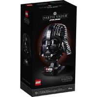 LEGO 乐高 星球大战系列 75304 达斯维达头盔
