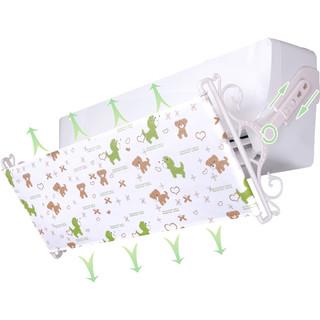 微佳达 壁挂式通用型空调布艺挡风板