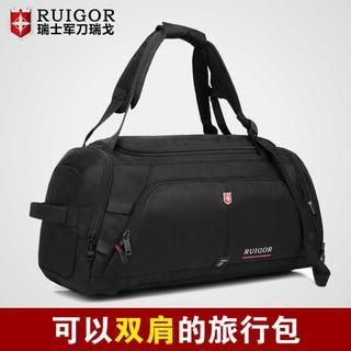 瑞戈 瑞士军刀大容量手提旅行包运动健身包