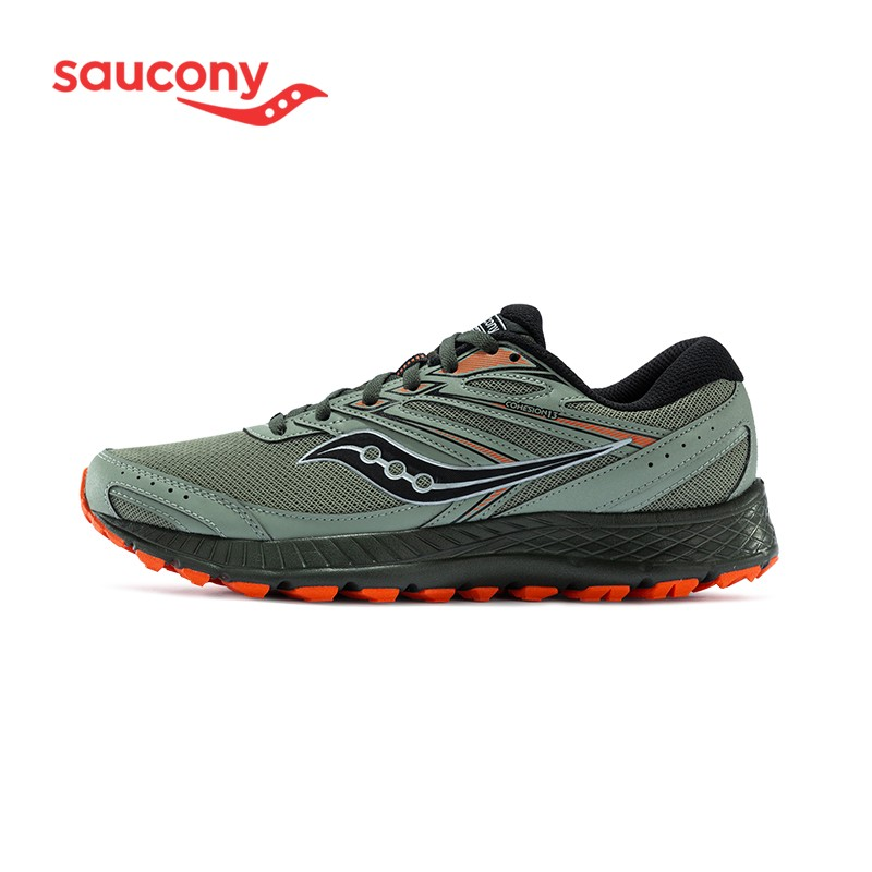 saucony 索康尼 COHESION凝聚 TR13 男子越野跑鞋