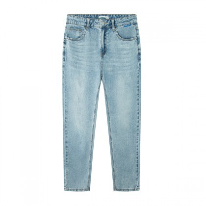 Semir 森马 11B030241061-0810 男士直筒九分牛仔裤