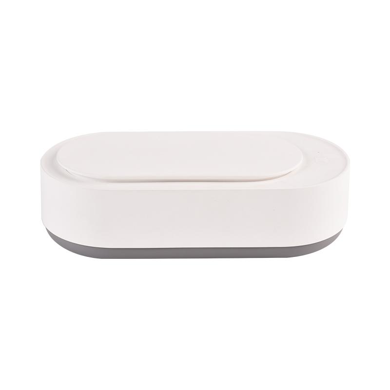 小米有品EraClean超声波清洗机眼镜清洗机化妆刷清洁器家用清洗机 白色