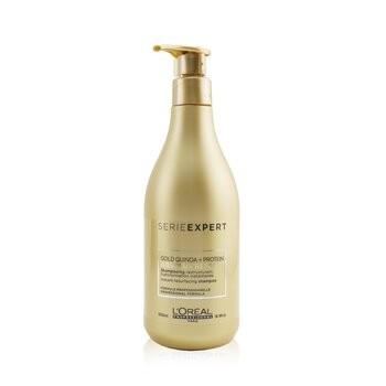 沙龙洗护系列 黄金藜麦+蛋白质即时焕发洗发水 500ml