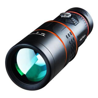 FEIRSH 菲莱仕 菲莱仕(FEIRSH)单筒望远镜 高倍高清微光夜视非红外演唱会儿童观鸟寻星手机拍照望远镜 T01 12*50