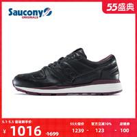 saucony 索康尼   Saucony索康尼官方正品Azura时尚复古跑鞋舒适运动休闲鞋牛皮男鞋