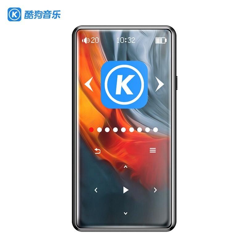 KUGOU 酷狗 PA02 无损音乐播放器 8G