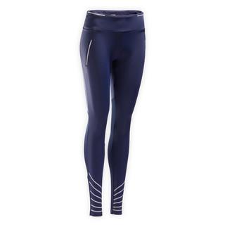 DECATHLON 迪卡侬 迪卡侬紧身裤女跑步健身高腰透气运动裤速干弹力训练瑜伽裤WSSL