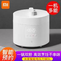 MI 小米 小米(MI)米家智能电压力锅 5L