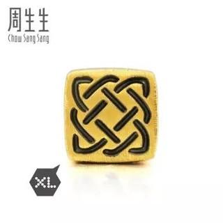 Chow Sang Sang 周生生 周生生 Charme串珠系列 86523C XL守护转运珠