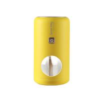 MoreLuck 摩灵 MoreLuck驱蚊灯户外创意小夜灯母婴电热蚊香液USB家用驱蚊器 黄色