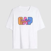 Gap 盖璞 Ken Lo艺术家联名 668358 男女款t恤