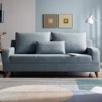 QuanU 全友 102555  小户型多功能沙发床   三人位