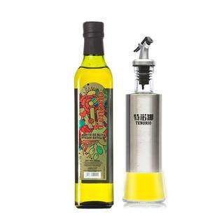 京东PLUS会员 : 特诺娜 特级初榨橄榄油 500ml/瓶装