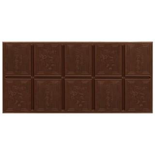 GODIVA 歌帝梵 德国进口巧克力 72%可可杏仁黑巧排块 100g