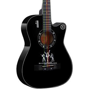 GIXE 歌西民谣吉他单板初学者吉他