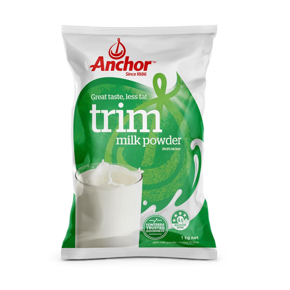 新西蘭Anchor安佳 成人脫脂奶粉1000g/袋
