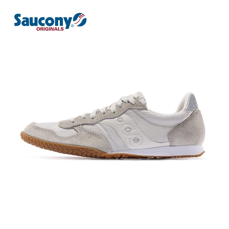 Saucony索康尼Bullet男经典时尚轻便复古鞋舒适休闲鞋正品男鞋