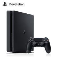 PLAYSTATION  Sony PlayStation 4 PS4 slim 主机国行家用游戏机 slim黑