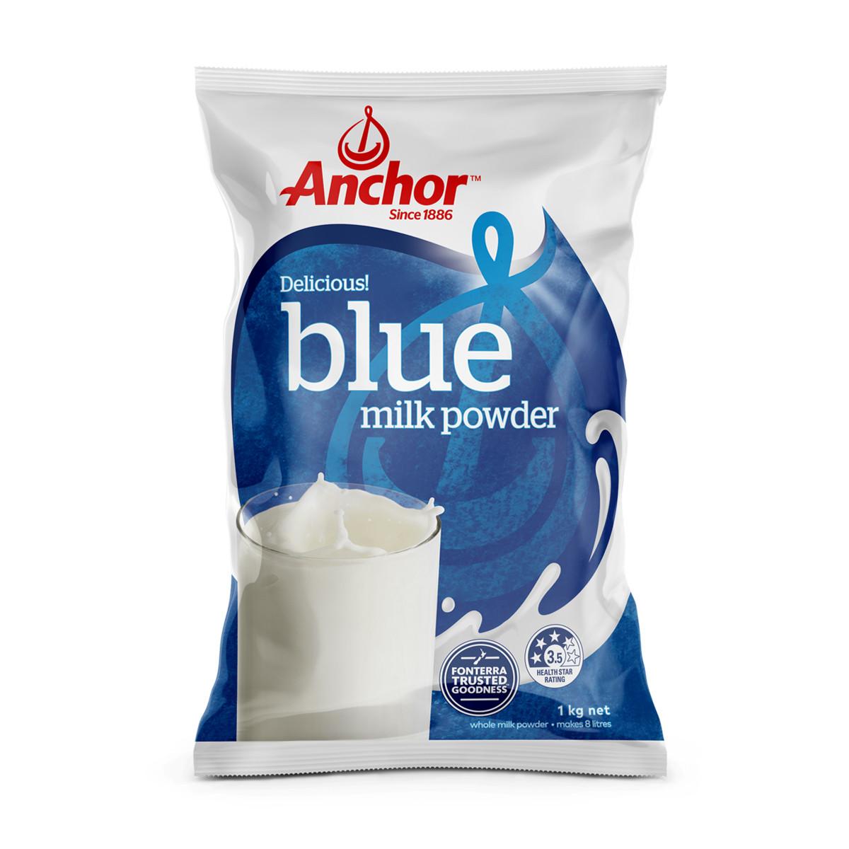 新西蘭Anchor安佳 成人全脂奶粉1000g/袋