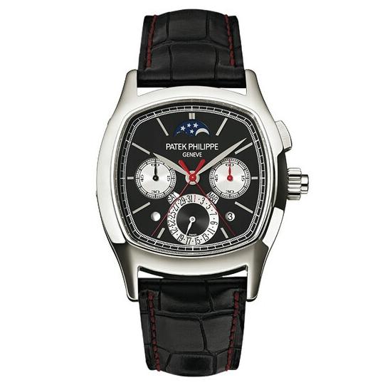 Patek Philippe 百达翡丽  复杂功能计时腕表系列 5951P-001 机械男表
