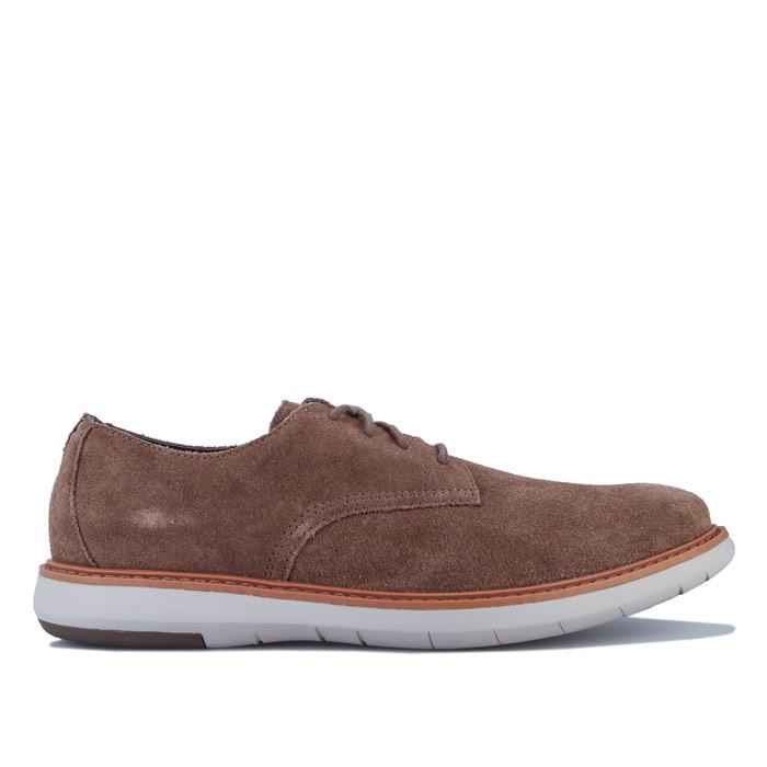 Clarks/其乐 Draper Lace 男士系带皮鞋