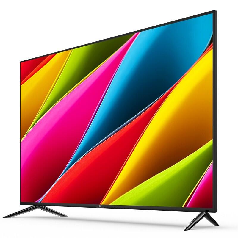 小米(MI)电视4A 50英寸 4K超高清人工智能网络平板液晶电视机 蓝牙语音遥控彩电 小米电视4A 50英寸(无挂架)