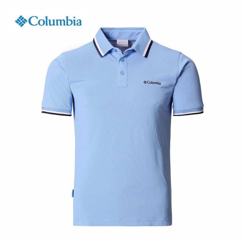 Columbia 哥伦比亚 AE0414 男款翻领POLO衫