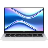 荣耀笔记本 MagicBook X 14 2021 14英寸全面屏轻薄笔记本电脑 (酷睿i5-10210U、16GB、512GB SSD)冰河银