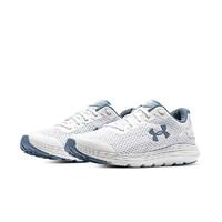 UNDER ARMOUR 安德玛 Surge 2 女子跑鞋 3022605-106 白色/灰蓝 38.5