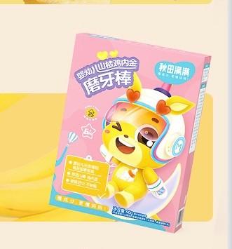 秋田滿滿  寶寶磨牙棒 米餅干 90g