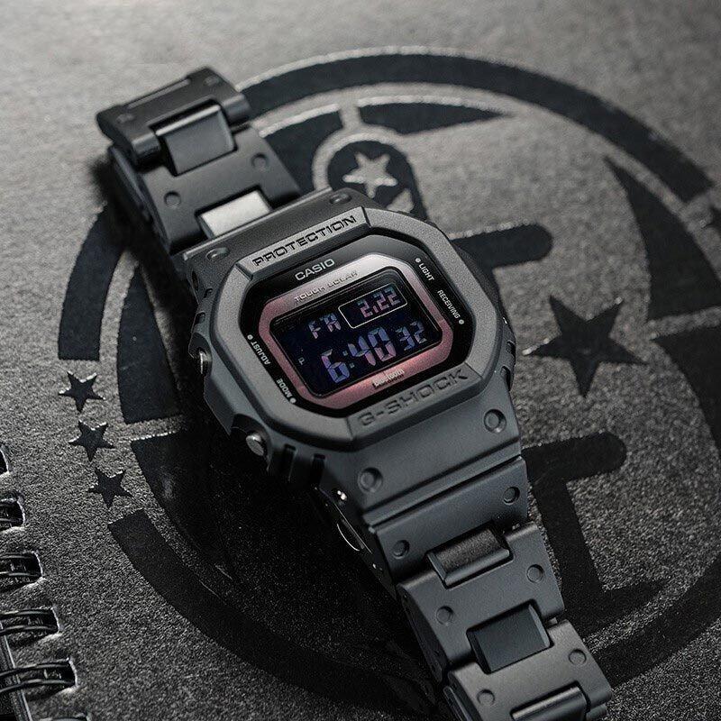 CASIO/卡西欧 GW-B5600BC-1BPR 男士腕表