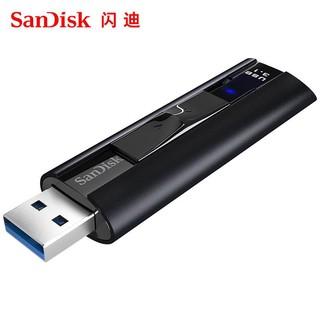 SanDisk 闪迪 闪迪CZ880 256g高速usb3.2金属ssd优盘 420M/s