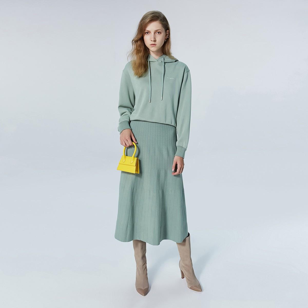 1ZH4035070 女士针织裙