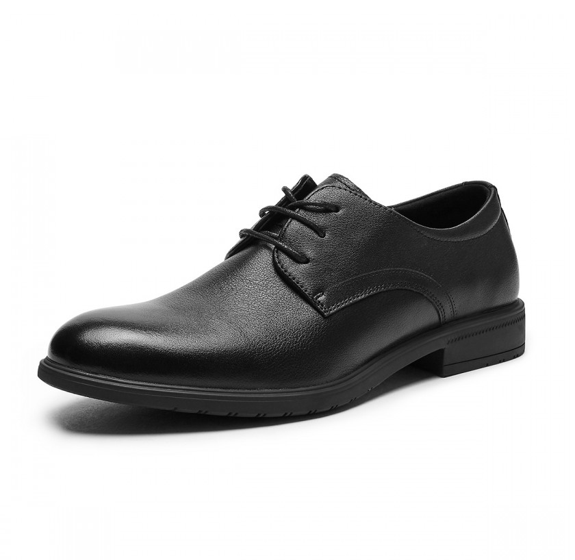 hotwind 热风 H043M0738001 男士商务皮鞋