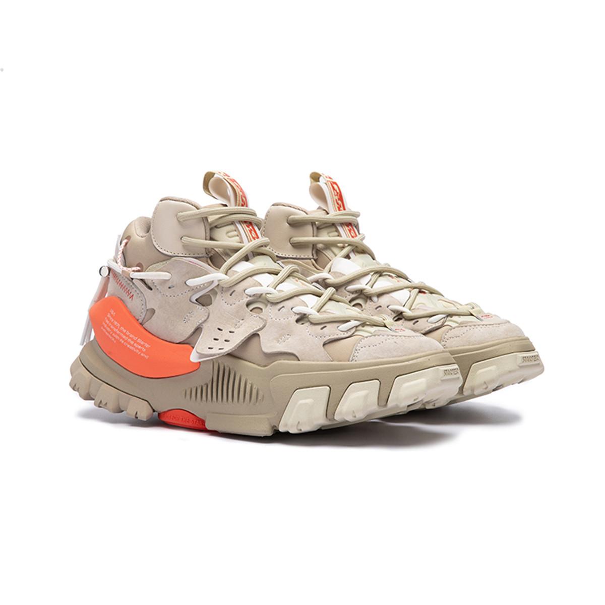 STARTER 男女同款CHAOS混沌空间飞船复古解构休闲老爹鞋